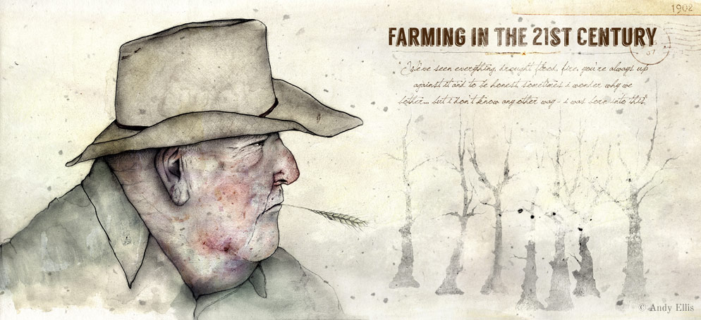Andy Ellis - Farming in the 21st Century